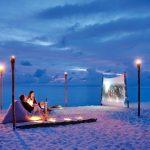 Açık Hava Sinema, Constance Moofushi Maldivler
