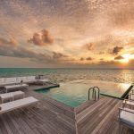 Açık Oturma Alanları, Conrad Maldives Rangali Island