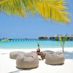 Açık Oturma Alanları, Constance Halaveli Maldives