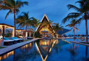 Açık Oturma Alanları, Jumeirah Vittaveli Maldivler