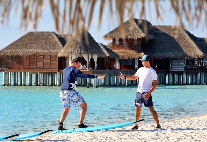 Aktiviteler, Anantara Dhigu Resort Maldivler