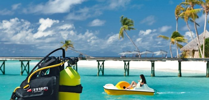 Aktiviteler, Constance Halaveli Resort Maldivler