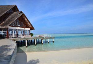 Manzara, Anantara Dhigu Maldivler