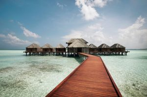 Bungalow Evleri, Anantara Dhigu Resort