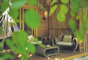 Bahçe, Constance Moofushi Maldivler