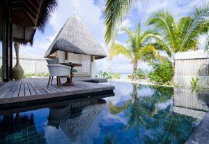Bahçe, Jumeirah Vittaveli Maldivler