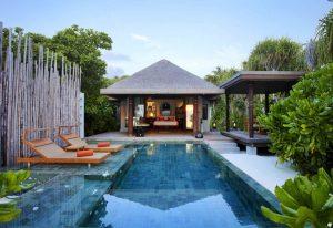 Bahçe, Anantara Kihavah Maldives Villas