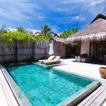 Bahçeli Odalar, Anantara Dhigu Resort Maldivler