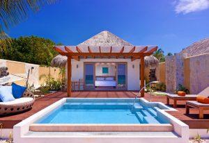 Bahçeli Odalar, Sheraton Maldives Full Moon