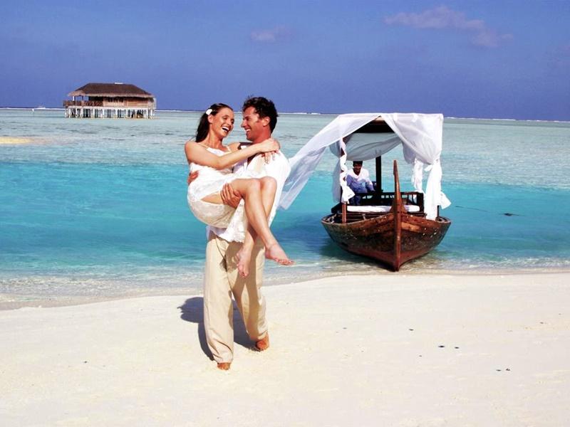 Balayı Turları, Medhufushi Resort, Maldivler