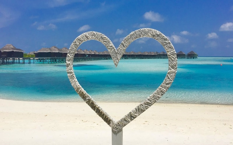 Balayı, Anantara Veli Maldives Resort