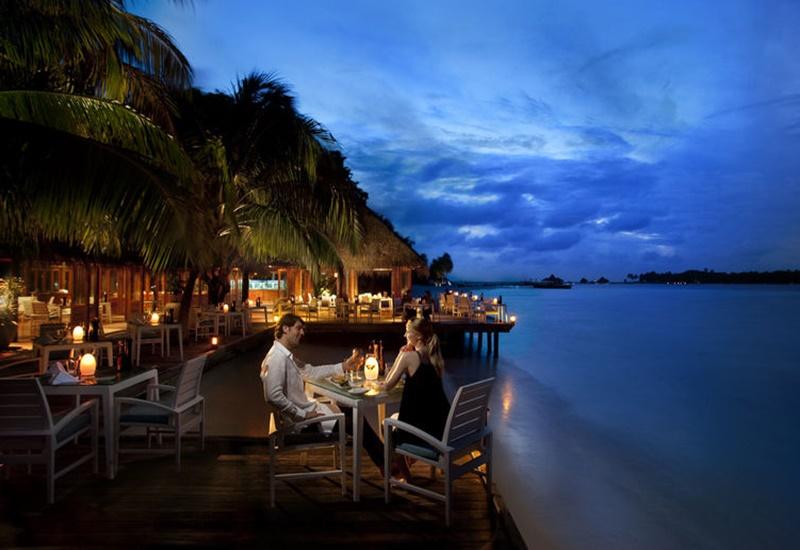 Balayı, Conrad Rangali Island Maldivler