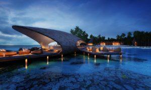 Balayı Turları, Shareton Maldives Full Moon