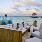 Beach Restoran, Jumeirah Vittaveli Maldivler