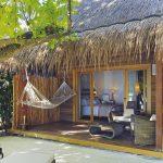 Beach Villa, Constance Moofushi Maldives