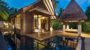 Beach Villa, Jumeirah Vittaveli Maldivler