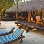 Beach Villa, Medhufushi Island Resort Maldives