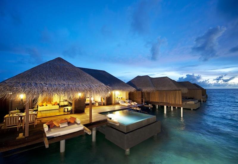 Bungalow Evleri, Ayada Resort Maldivler