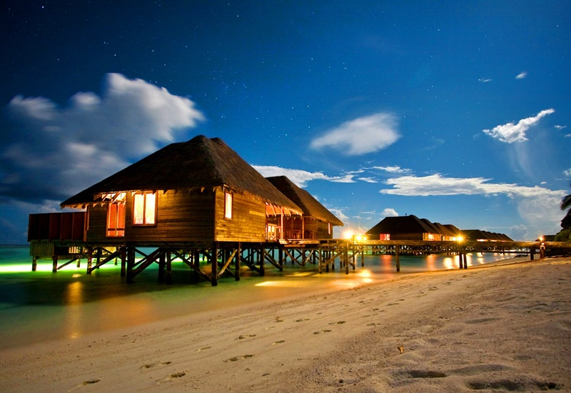 Bungalow, Jumeirah Vittaveli Maldivler