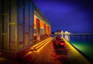 Cafe, Anantara Kihavah Maldives Villas