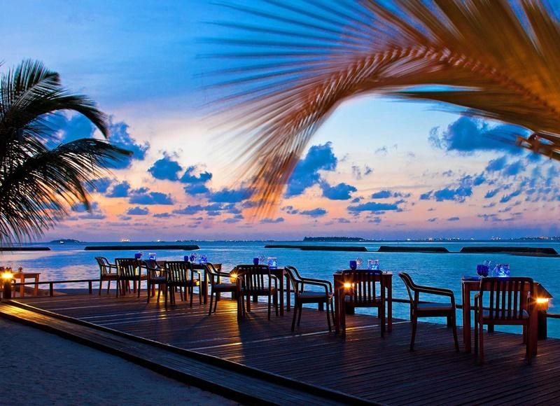 Cafe, Shareton Maldives Full Moon