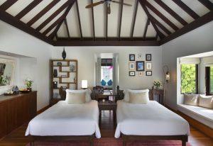 Çift Yataklı Oda, Anantara Kihavah Maldives