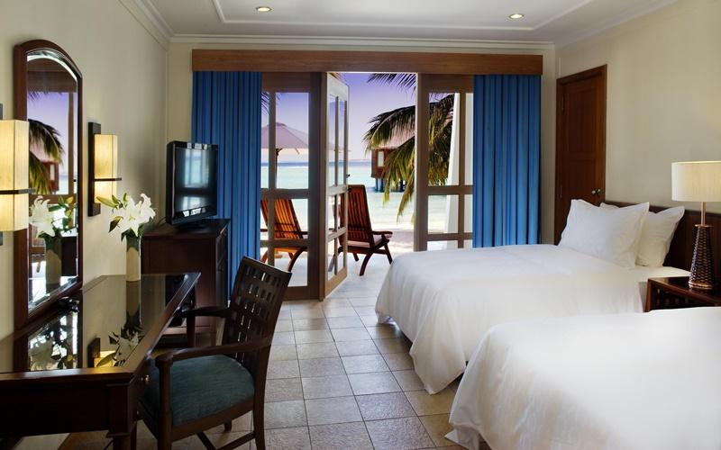 Çift Yataklı Odalar, Shareton Maldives Full Moon