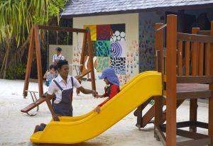 Çocuk Kulübü, Anantara Kihavah Maldives Villas