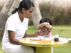 Çocuk Kulübü, Jumeirah Vittaveli Maldivler
