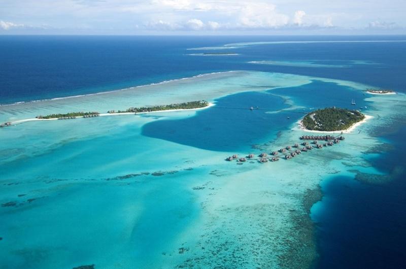 Conrad Rangali Island, Maldivler
