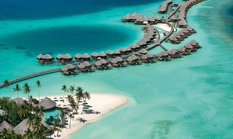 Constance Halaveli Resort Maldivler