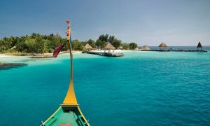 Deniz, Jumeirah Vittaveli Maldivler
