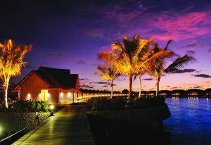 Gece, Ayada Resort Maldivler