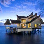 Geniş Water Villa, Jumeirah Vittaveli Maldivler
