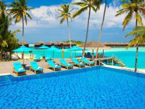 Güneşlenme Alanları, Anantara Veli Maldives Resort
