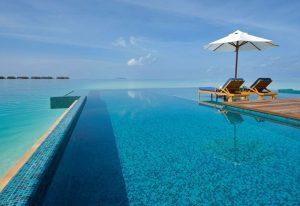 Havuz, Conrad Rangali Island Maldivler