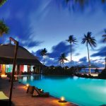 Havuz, Constance Halaveli Maldivler