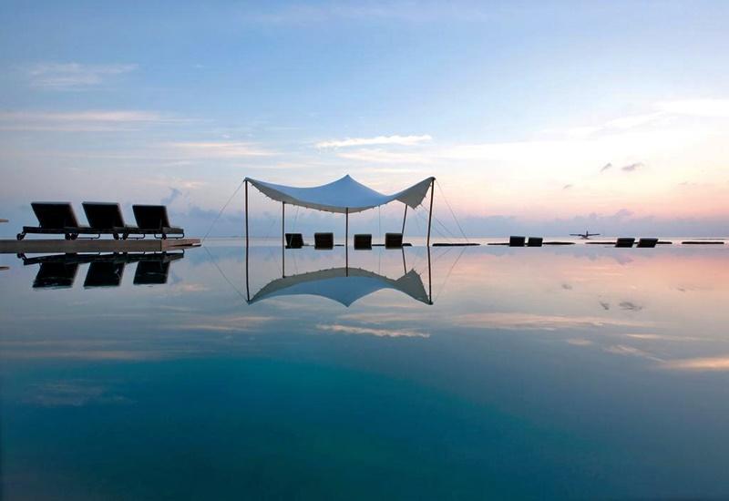 Havuz, Constance Moofushi Maldivler