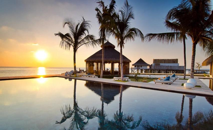 Havuz, Jumeirah Vittaveli Maldivler