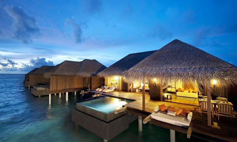 Holiday, Anantara Kihavah Maldives Villas