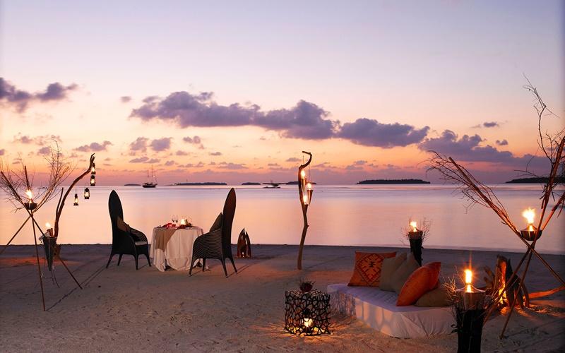 Honeymoon, Anantara Kihavah Maldives Villas
