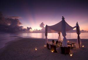 Honeymoon, Conrad Rangali Island Maldivler