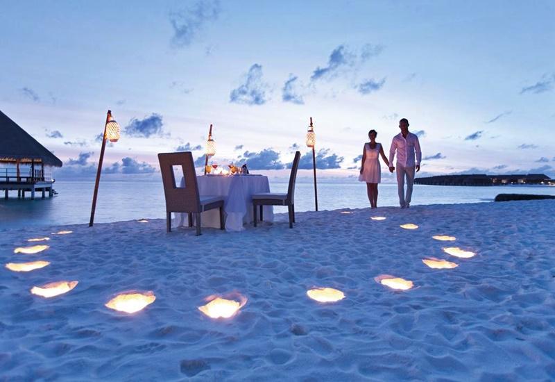 Honeymoon, Constance Moofushi Maldivler