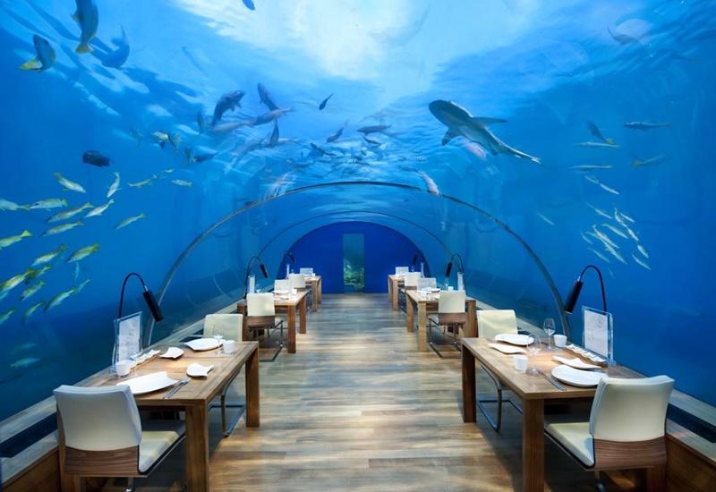 İthaa Restaurant Conrad Maldives