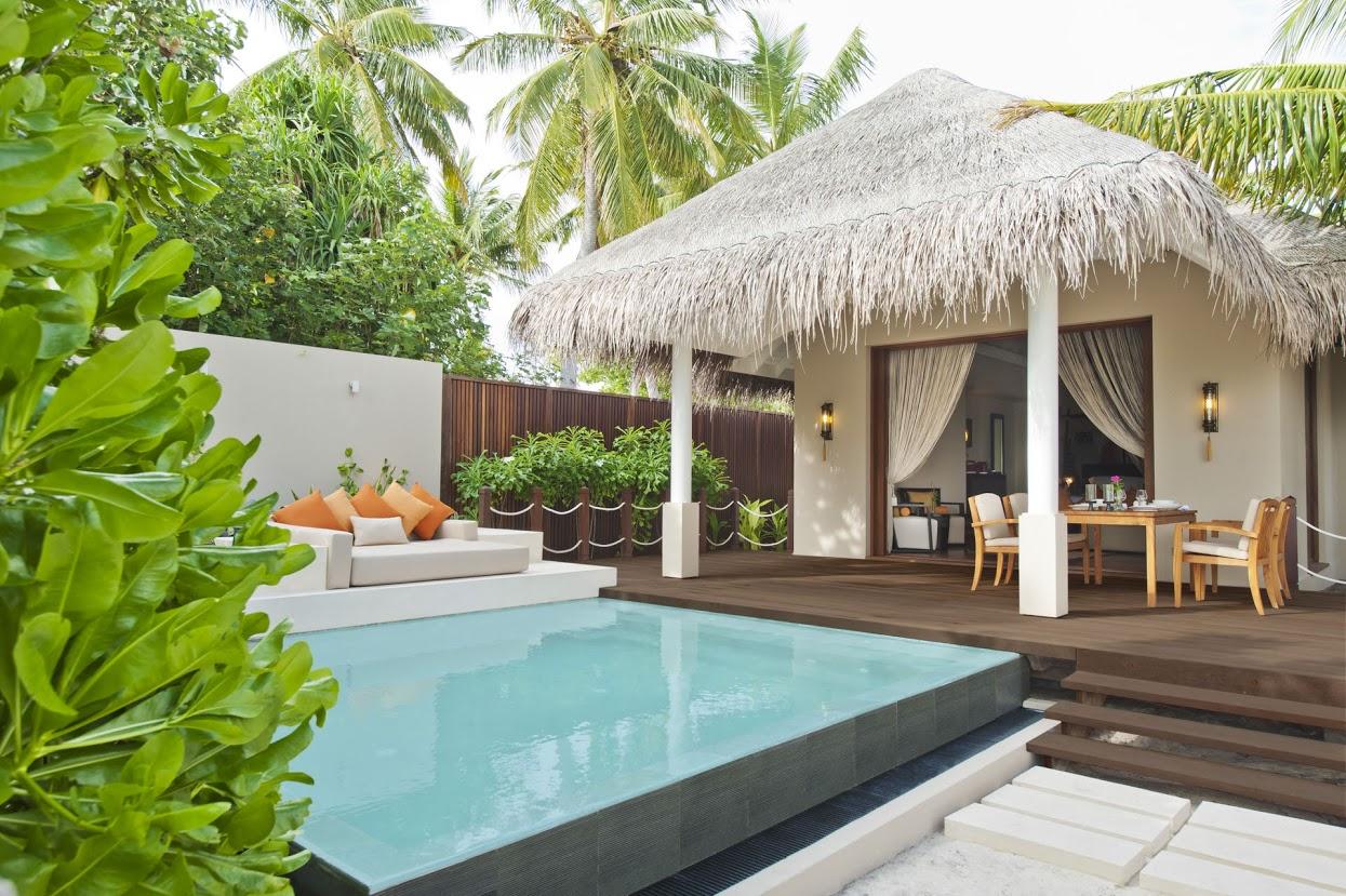 Kişisel Havuz, Ayada Resort Maldivler