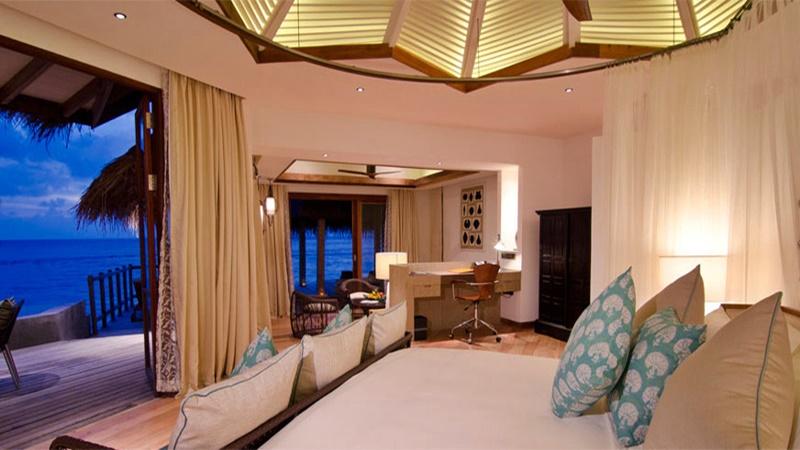 Lagün Villa, Jumeirah Vittaveli Maldivler
