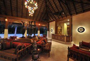 Lobi, Ayada Resort Maldivler