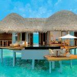 Lüks Villa, Constance Halaveli Maldivler