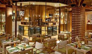 Manta Restaurant, Constance Moofushi Maldivler