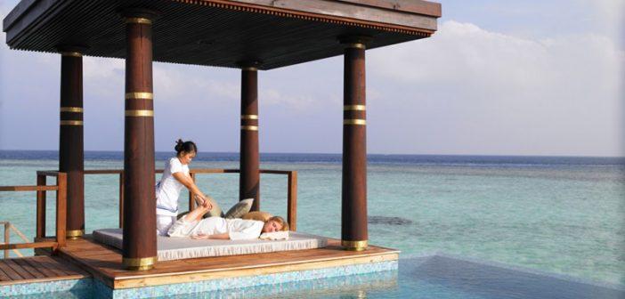 Masaj, Anantara Kihavah Maldives Villas
